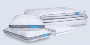Simba pillow, duvet, mattress protector