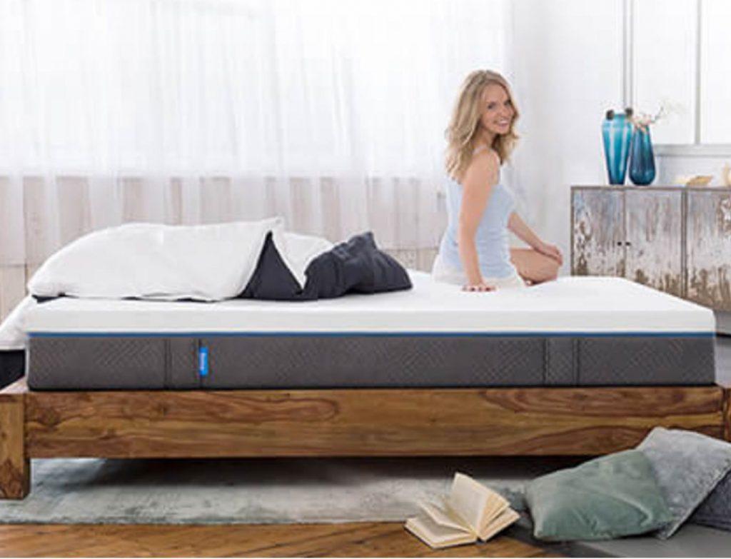 emma mattress in a box