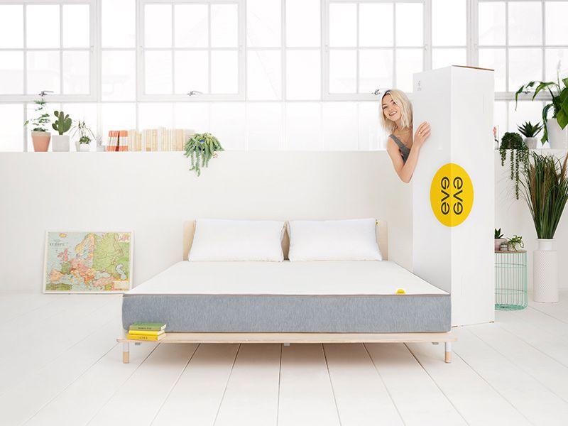 eve mattress in a box