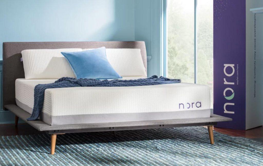 nora mattress in a box