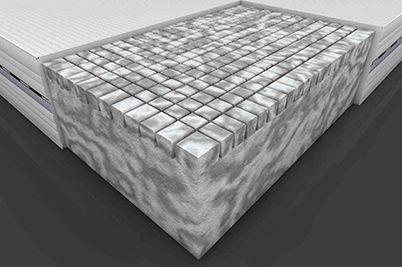 Mammoth medical foam