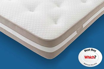 Silentnight Classic 1200 Pocket Deluxe Mattress Next Day Delivery