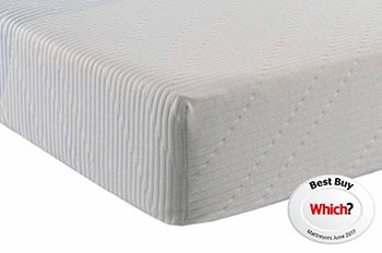 Silentnight Memory 3 Zone Mattress Next Day Delivery