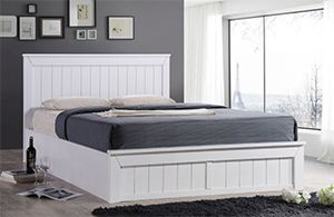 Chandler Wooden Ottoman Bed by Sweet Dreams