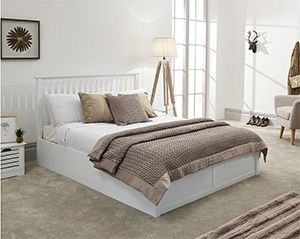 Como Ottoman Bed, by Milan Bed Company