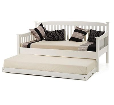 Shaker Style Daybed with Under Bed Guest Trundle, by KOSY KOALA