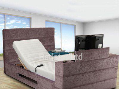 Sweet Dreams Mazarine Adjustable TV Bed