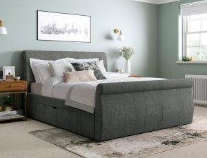 Lucia Upholstered Bed Frame Review