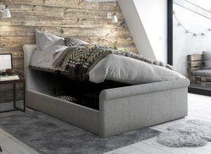 Wilson Upholstered Ottoman Bed Frame Reviews