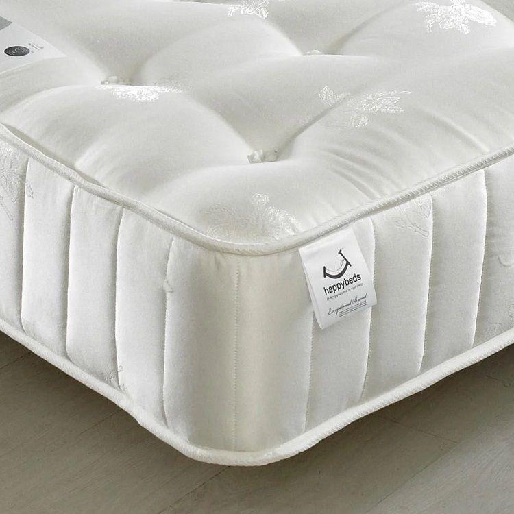 crystal orthopaedic memory foam mattress