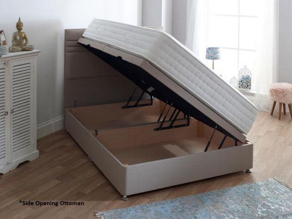 highgrove divan ottoman bed