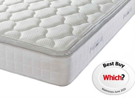 What's inside the Sealy Nostromo Latex 1400 Mattress