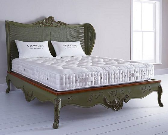 vipsring bedstead traditional mattress