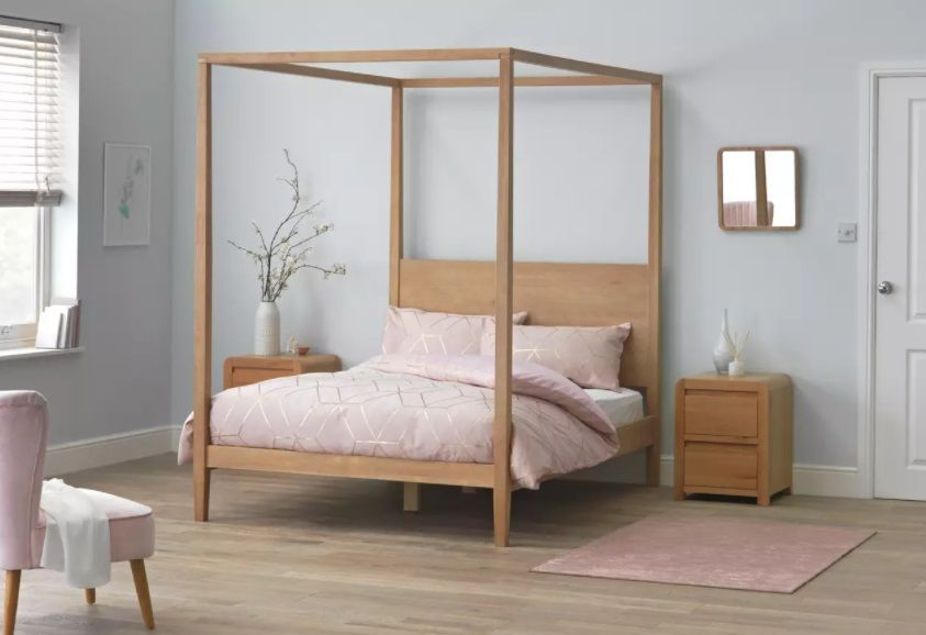 Best King Size Four Poster Beds
