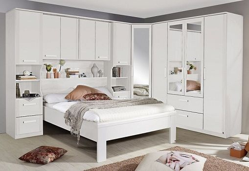 Rauch Rivera Overbed Unit for king size bed