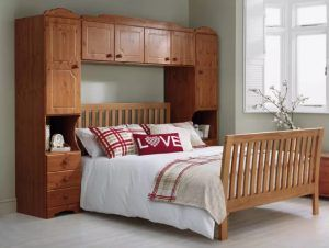 Best Overbed Storage Units for Small Bedrooms
