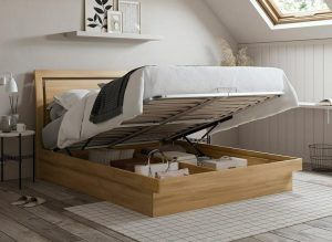 Isabella Wooden Ottoman Bed Frame Reviews