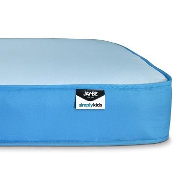 Jay-Be Simply Kids Foam Free Waterproof Spring Mattress