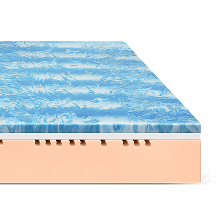 emma original mattress layers