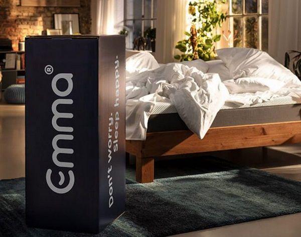 emmay hybrid mattress free delivery
