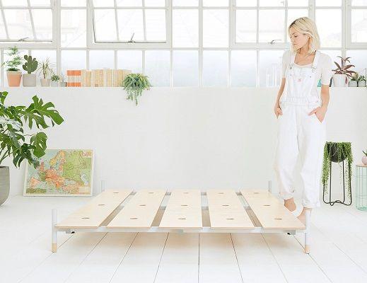 eve modular bed frame