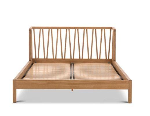 eve spindle bed frame