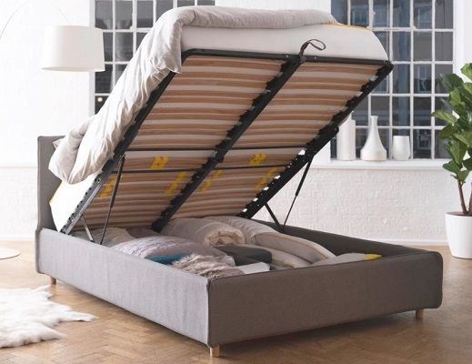 eve storage bed frame review