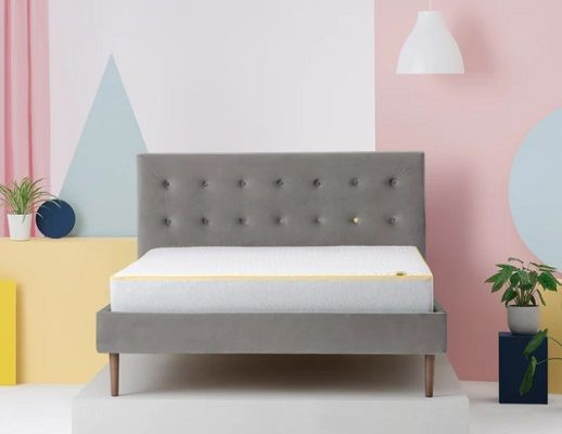 eve the button back bed frame