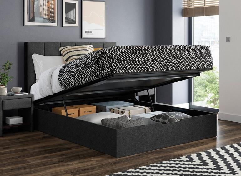 Ealing Upholstered Ottoman Bed Frame Reviews