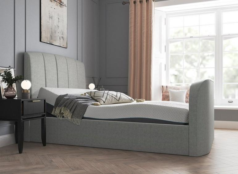 Seoul Sleepmotion Adjustable TV Bed Frame