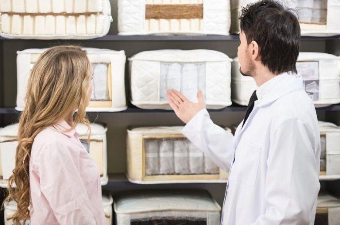 mattress natural materials and layers