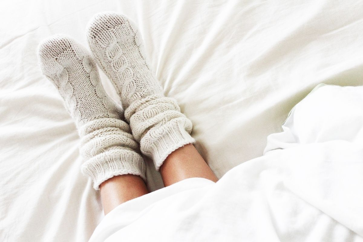 Sleeping With Socks On: Is It Bad For You?
